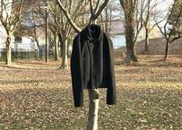 2012aw balenciaga short coat dead stock