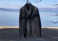 gucci silk double jacket dead stock