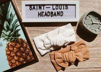 SAINT-LOUIS  HEADBAND / サン - ルイ ヘアバンド