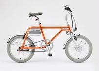 電動アシスト自転車 COOZY (ORANGE)限定