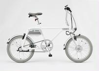 電動アシスト自転車 COOZY (WHITE)