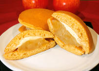 パンケーキみたいなりんごのどら焼き 【15個セット】