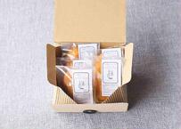 【ギフトBOX】広島レモンのマドレーヌ<5個入り>