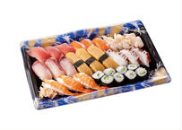 【炉端かば米子角盤町店】[宅配]握り寿司24貫
