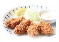 【山陰郷土料理かば米子駅前店】牡蠣フライ