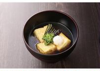 【山陰郷土料理かば米子駅前店】揚げ出し豆腐