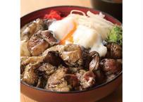 【炉端かば米子角盤町店】炭焼き鶏丼
