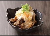 【山陰郷土料理かば米子駅前店】せせりと砂肝鬼おろしポン酢