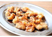 【山陰郷土料理かば米子駅前店】香美鶏のなんこつ唐揚げ