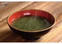 【炉端かば米子角盤町店】あおさ海苔の海苔汁