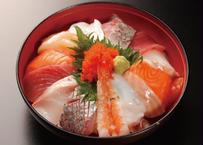 【炉端かば米子角盤町店】海鮮丼