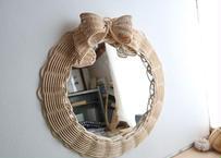 ribbon mirror B (large size)    natural