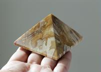 ペトリファイドウッドピラミッド