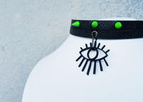 Black eye Choker(2ren)