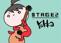 「STAGE2」【水色】(アコースティックCD 6曲入り)