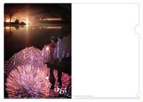 「湯涌の四季 秋 湯涌ぼんぼり祭り」クリアファイル