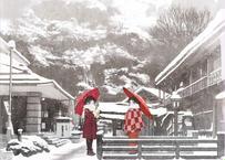 【同梱不可】湯涌温泉開湯1300年 記念ポスター