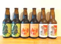 限定ビール3種類6本セット
