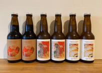 おすすめビール3種類6本セット
