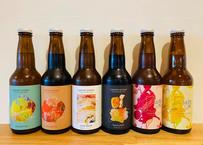 おすすめビール6種類セット