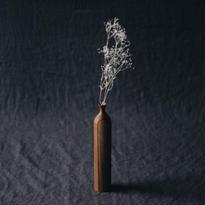 Dry Flower Vase   [ Teak ]