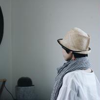 麦わら 帽子 《TICO》