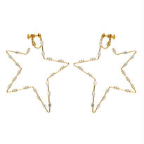 【先行予約】FILIGREE POP STAR pierce/earring