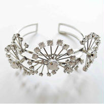FILIGREE silver bangle