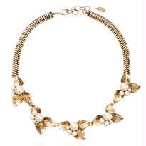 FEUILLES necklace