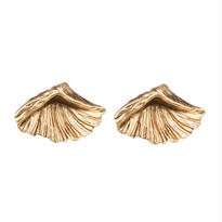 SHELL single pierce / earring