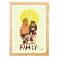 037 FAMILY A4size