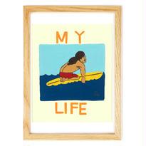 041 My  Life  Men  A4size