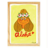 048 alohagirl    A4size