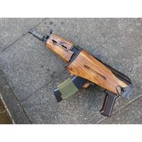 受注 折り畳み式ウッドストック 次世代AKS74U用