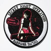 HXC TACS「Secret Night Operation」ベルクロワッペン