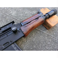 受注 KSC GBB AKS74U用ノーマルウッドハンドガード製作