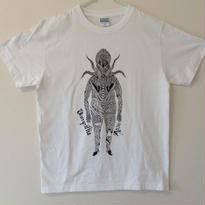 【Tシャツ】タコ怪人