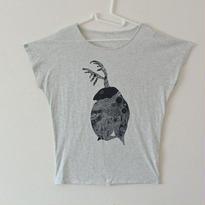 【レディースTシャツ】ミジンコ