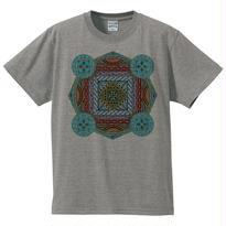 流転メンズTシャツ