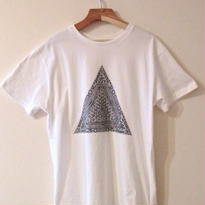 APSUピラミッド/ロングレングスTシャツ