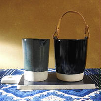CONE No.9  Iced bucket+Mixing mug+Serving tray 3set   晩酌セット