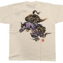 【ディスカウント商品】とび獅子 紫 Mサイズ