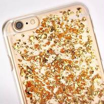 iPhone7対応  金箔iPhoneケース