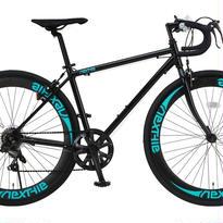 送料無料 NEXTYLE(ネクスタイル) SHIMANO(シマノ) ロードバイク ロードレーサー 男女兼用(初心者対応 身長160cm以上 サイズ440mm) 7段変速 RNX-7007