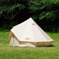 Neutral Outdoor ニュートラルアウトドア ワンポールテント ゲル型テント 3~5人用  キャンプ ナチュラルアウトドア  GEテント3.0 グランピング