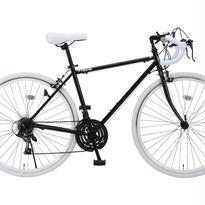 送料無料NEXTYLE (ネクスタイル) ドロップハンドル 700C ロードバイク シマノ21段変速[サムシフター] 2WAYブレーキシステム搭載 フレームサイズ470  RNX-7021