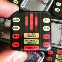 Voice Indicator 缶バッジ