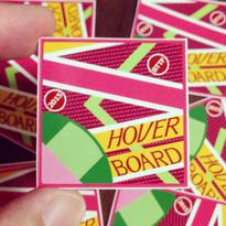 Hover Board シール