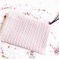 Milky Clatch Bag / Milky Pink ¥15,000 (16,200)