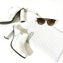 Milky Clatch Bag / Milky Bage ¥15,000 (16,200)